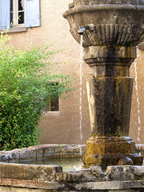 Fontaine de la Fontronde