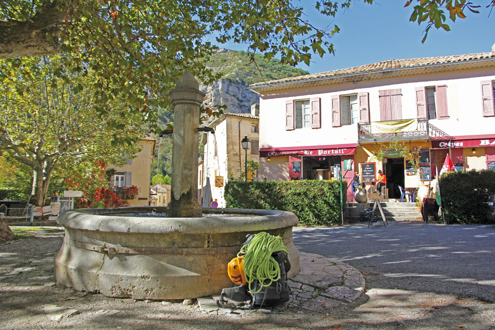 Fontaine d'Orpierre
