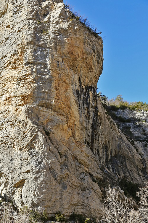 Pilier Anticlinal